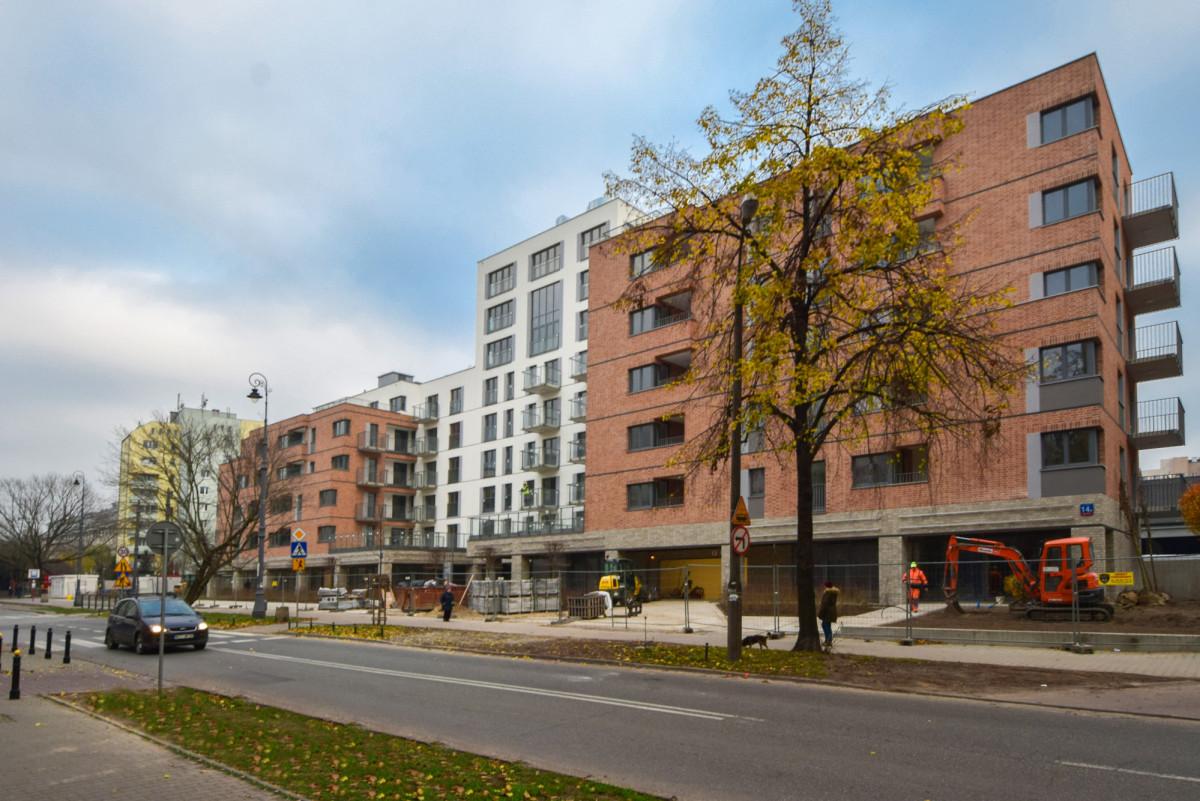 Warszawa, Praga-Północ, Wileńska